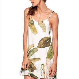 Malai Balmy Palm Cushy Dress